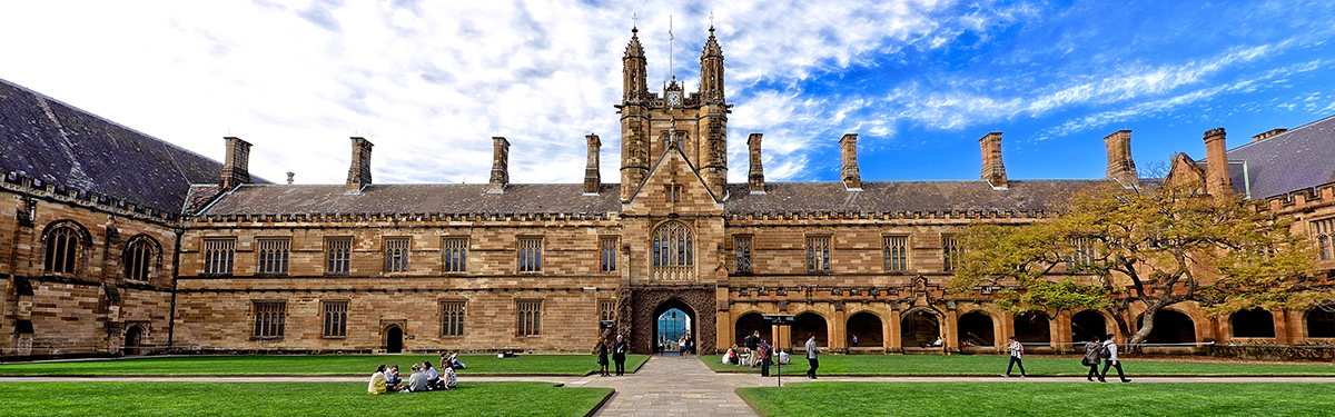 University Of Sydney Campus Tour
